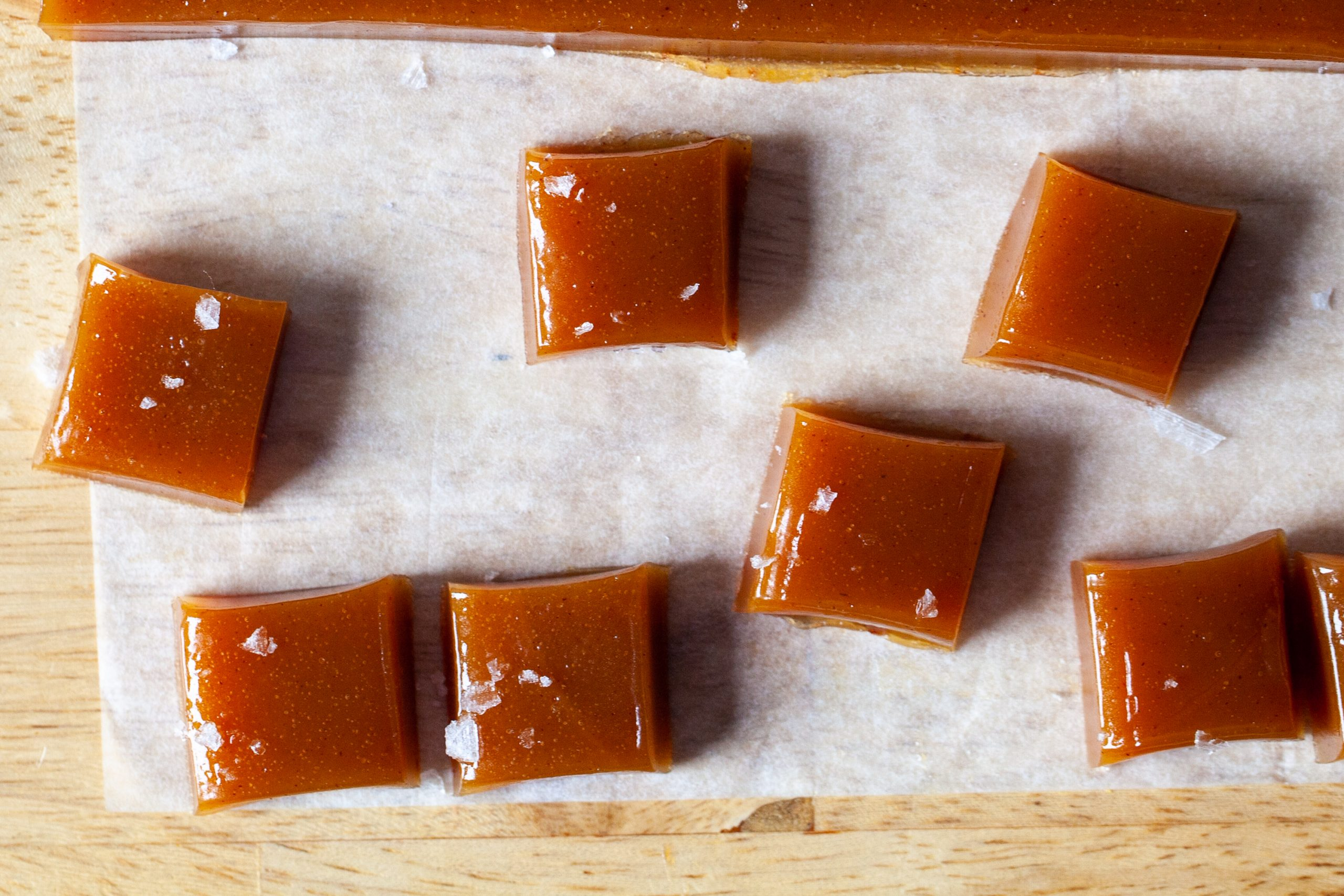 Apple Cider Caramels Smitten Kitchen