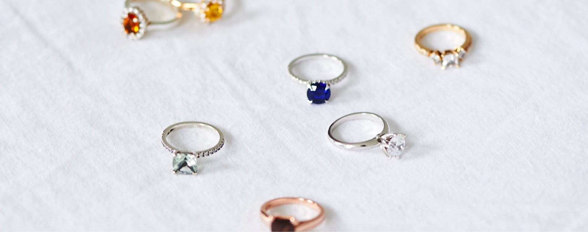 12 Of The Most Dazzling Birthstone Engagement Rings For Every Month Of The Year Bridal Musings