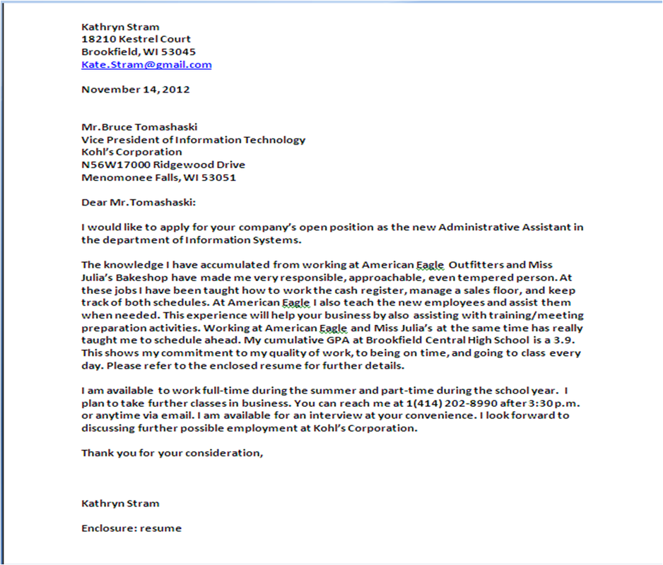 Sample Resume: Resume Cover Letter Exles Physical Therapy.  Occupational Therapy Cover Letter