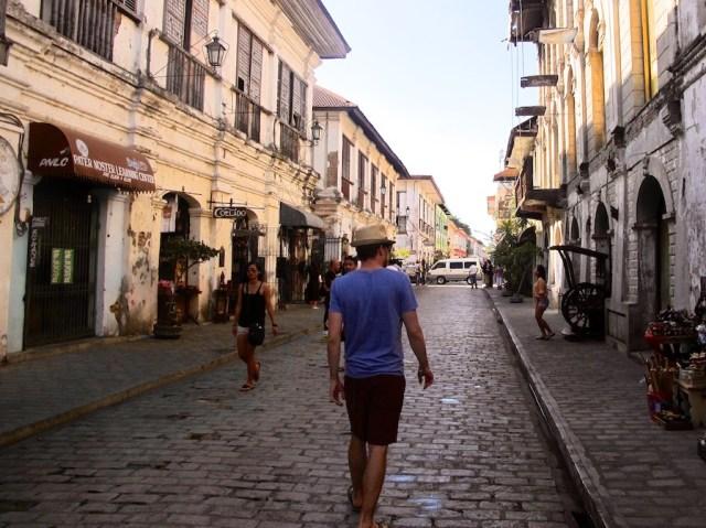 Old Town of Vigan City