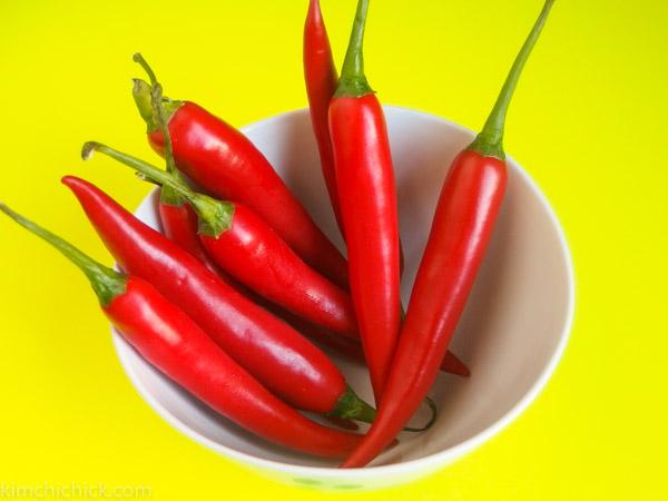 Hong Peppers