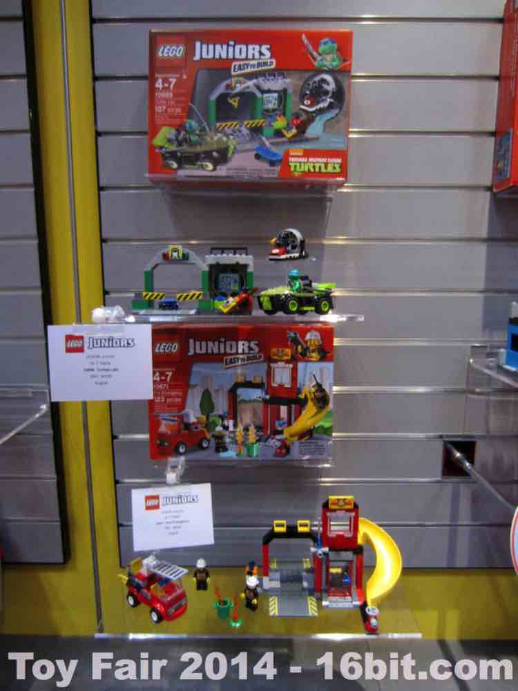 Toy Zone Toys 16bit Toy Fair Coverage Of Lego Junior From Adam Pawlus