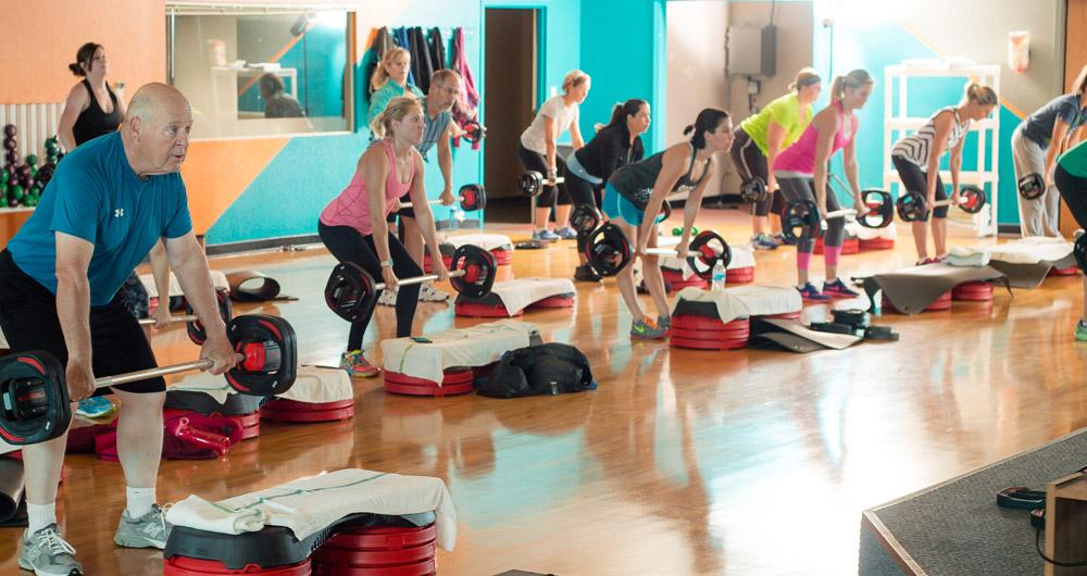 Fitness Classes Richland, WA Group Fitness Classes - Columbia