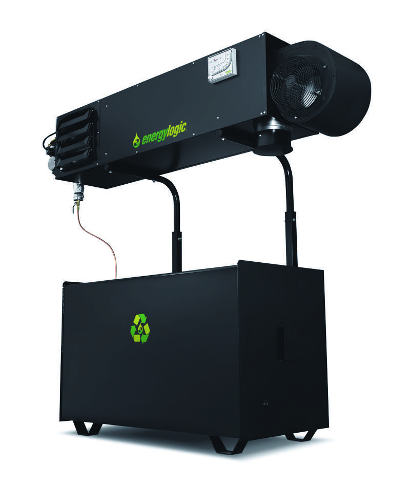 Waste Oil Heaters Furnaces Used Recycled Oil Heating
