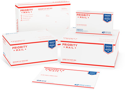 Letter Writers Alliance Usps Priority Mail New Look