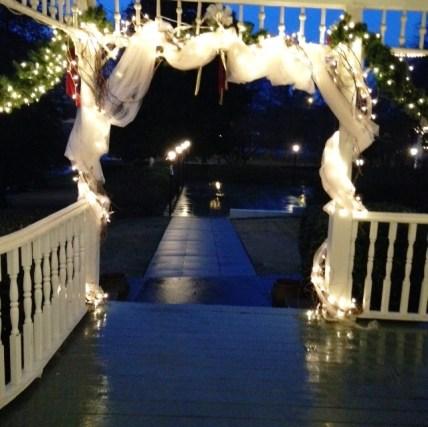 winter wedding Georgia