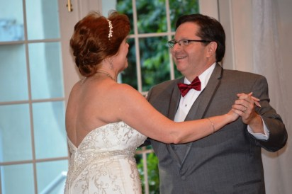Debbie and Don Summer Wedding