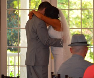 Rebecca and Ty Summer Wedding Historic Norcross