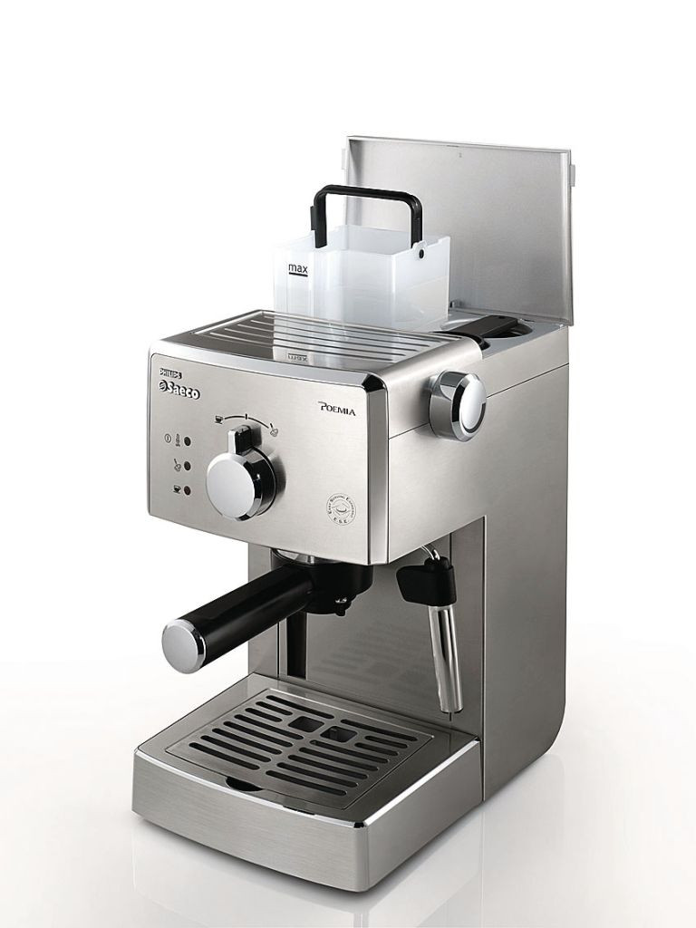 Philip Saeco Marketkonekt Manual Espresso Machine Philips Saeco Hd 8327 99