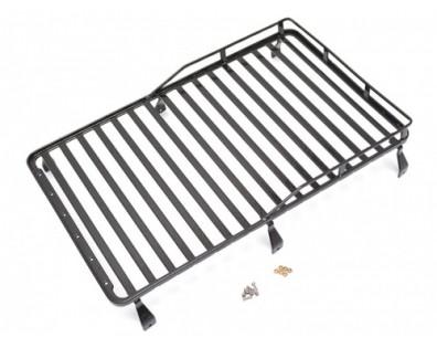 Steel Roof Rack For Trc Defender D90 Wagon