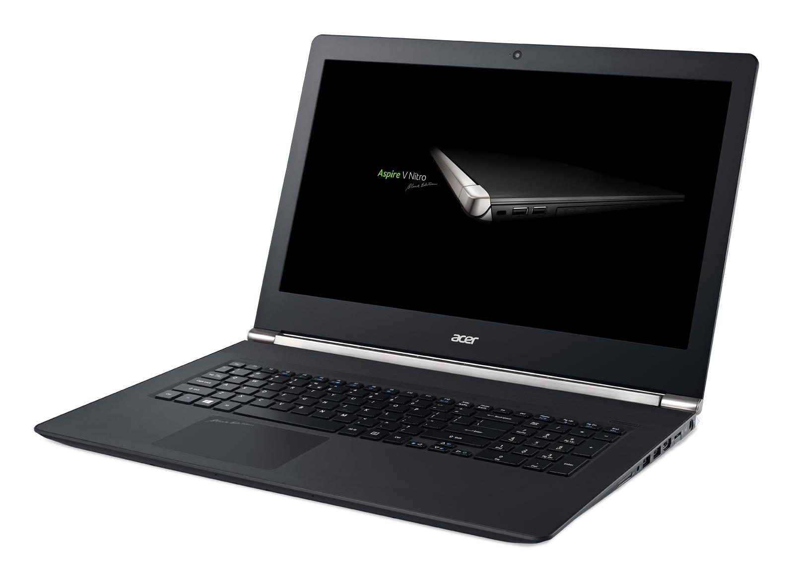 Acer Aspire V Nitro Fires Up Gamers