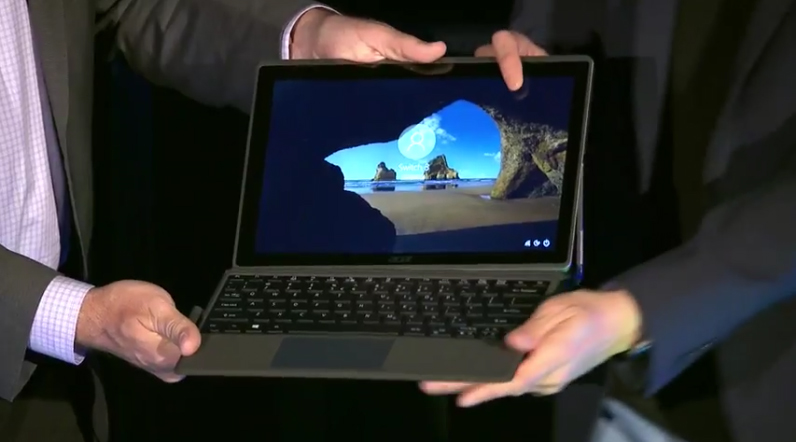 New Acer Swift and Acer Switch Notebooks Affordable 2-in-1s and