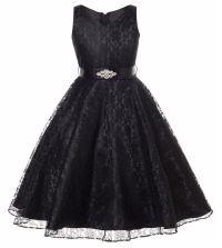 Floral Black Dress Prom Black Dresses Wedding Birthday ...