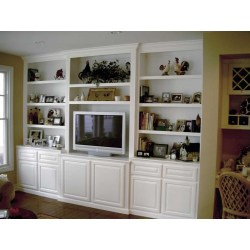 Small Crop Of Entertainment Center Wall Unit