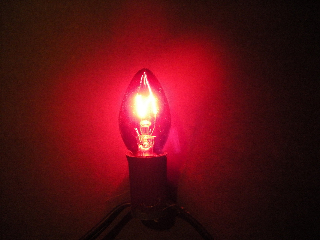 Red Light Reading Lamp Red Light And Near Infrared Radiation Powerful Healing