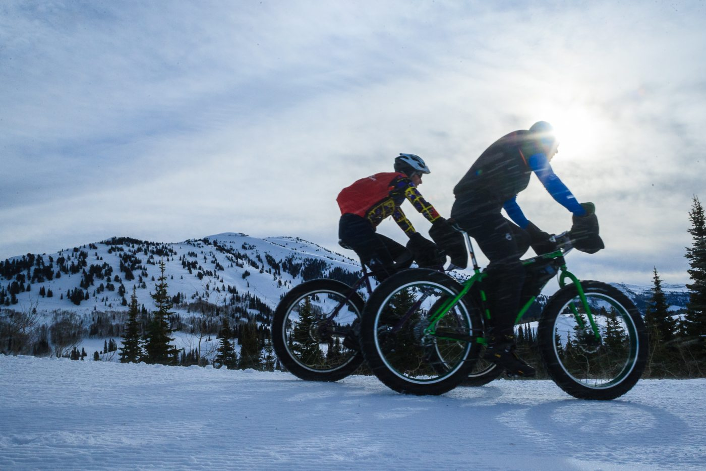 Fat Bike 2018 Fat Bike Race 1 Grand Targhee Resort