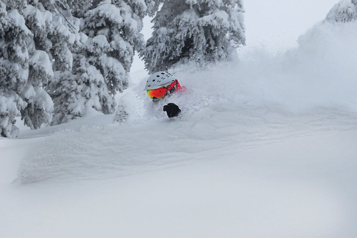 Snow Conditions Snow Report - Grand Targhee Resort