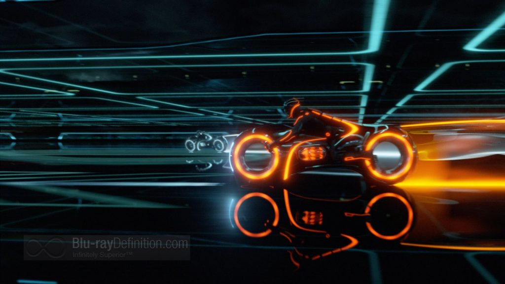 Car Wallpaper For Computer Put On Now Tron Legacy 3d Original Classic Blu Ray 3d Blu Ray Review