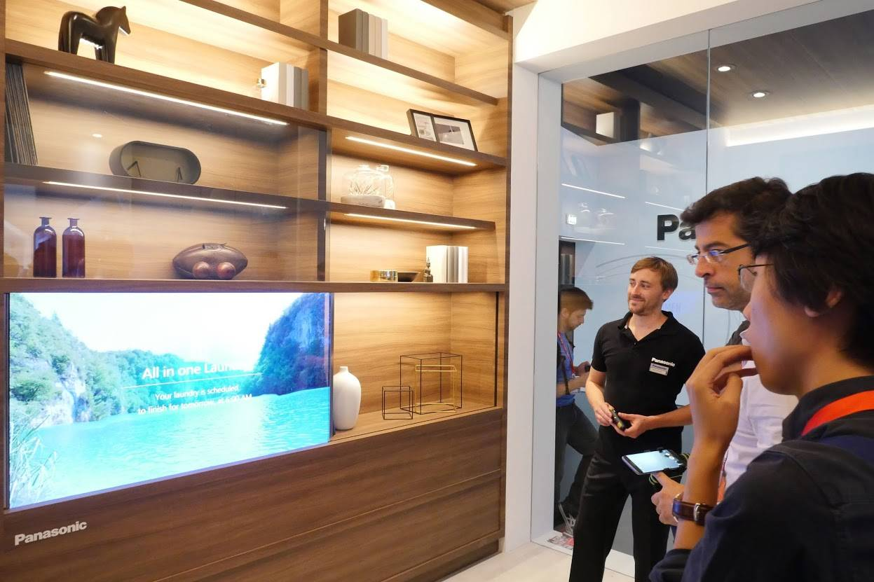 Salon Ifa Ifa 2016 La Technologie Oled Rend Possible Une Télé