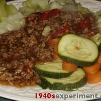 Meaty Gravy Recipe