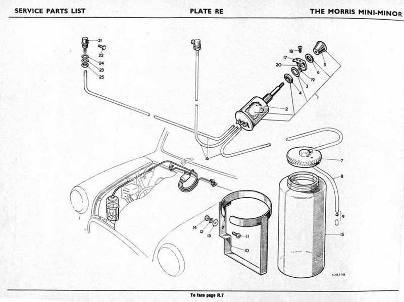 2006 mini cooper radiator fan wiring diagram