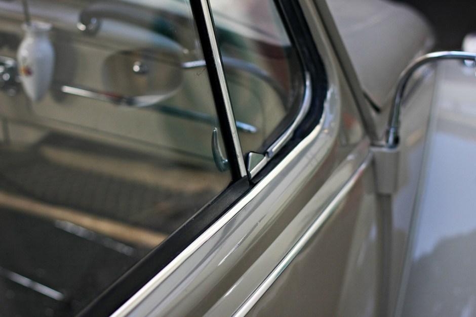 '67 Volkswagen Beetle — Window Scraper Replacement