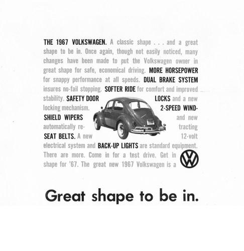 '67 Beetle
