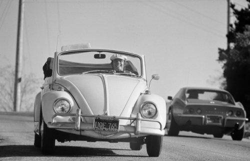'67 Volkswagen Beetle — Jack Nicholson