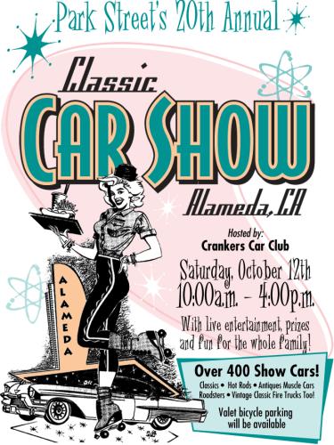 Alameda Classic — Saturday, October 12th