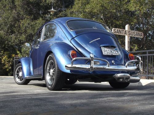 Featured '67 Beetle — Jim Ratto