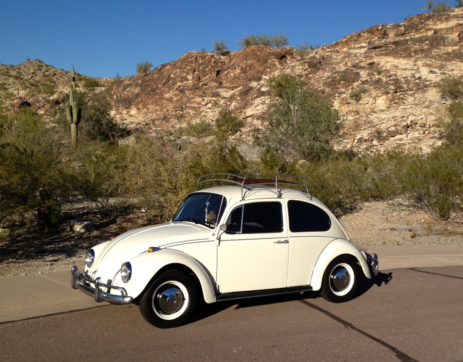 Featured '67 Beetle — Ron Waller