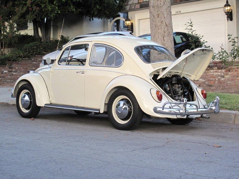 Chris Vallone's '67 Beetle
