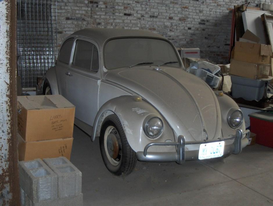 Larry Heugatter's '67 Beetle
