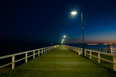 Princes Pier, Port Melbourne  Buy Now