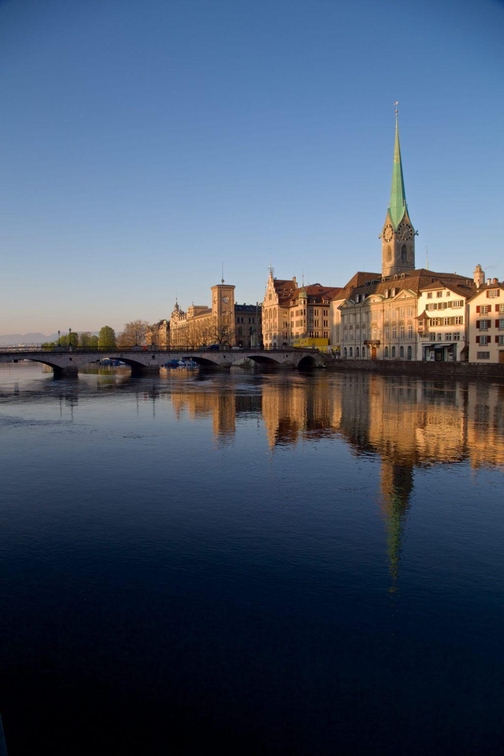 Zurich sunrise  Buy Now