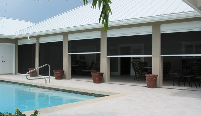 Retractable Screens Shade And Shutter Systemsinc
