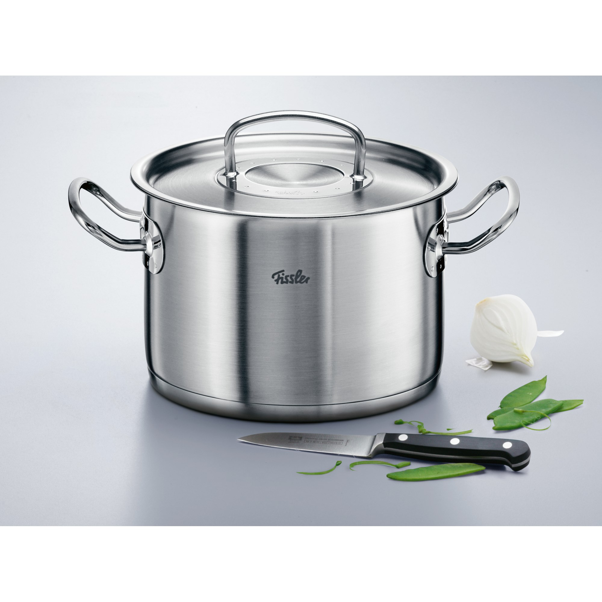 Fissler Original Profi Collection Cooking Pot 24 Cm 6 3 Litres Cooking Pots Cooking Cooking Baking 1a Neuware Englisch