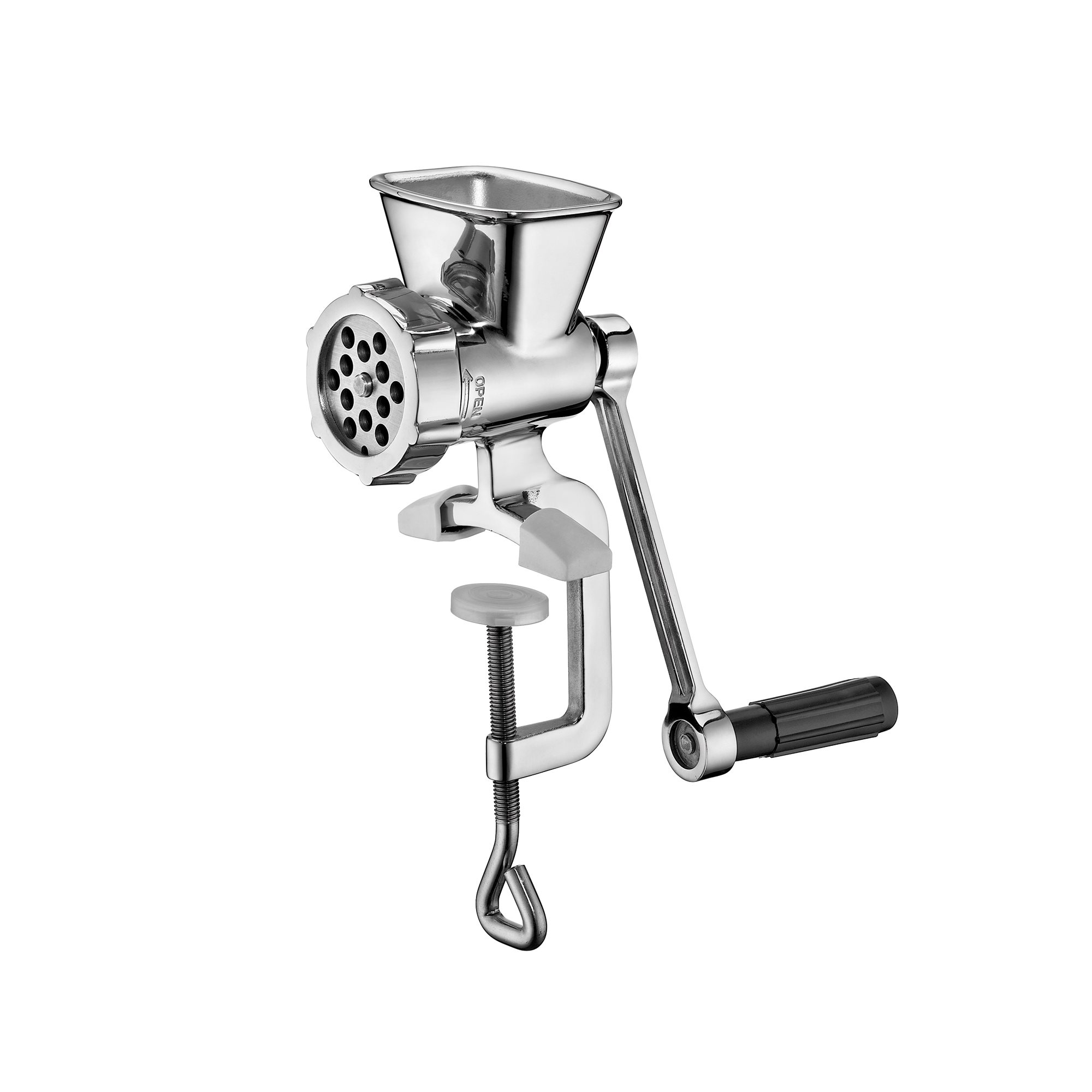 Küchenprofi Thermometer Digital KÜchenprofi Meat Mincer Stainless Steel Size 5 With Biscuit Press Attachment