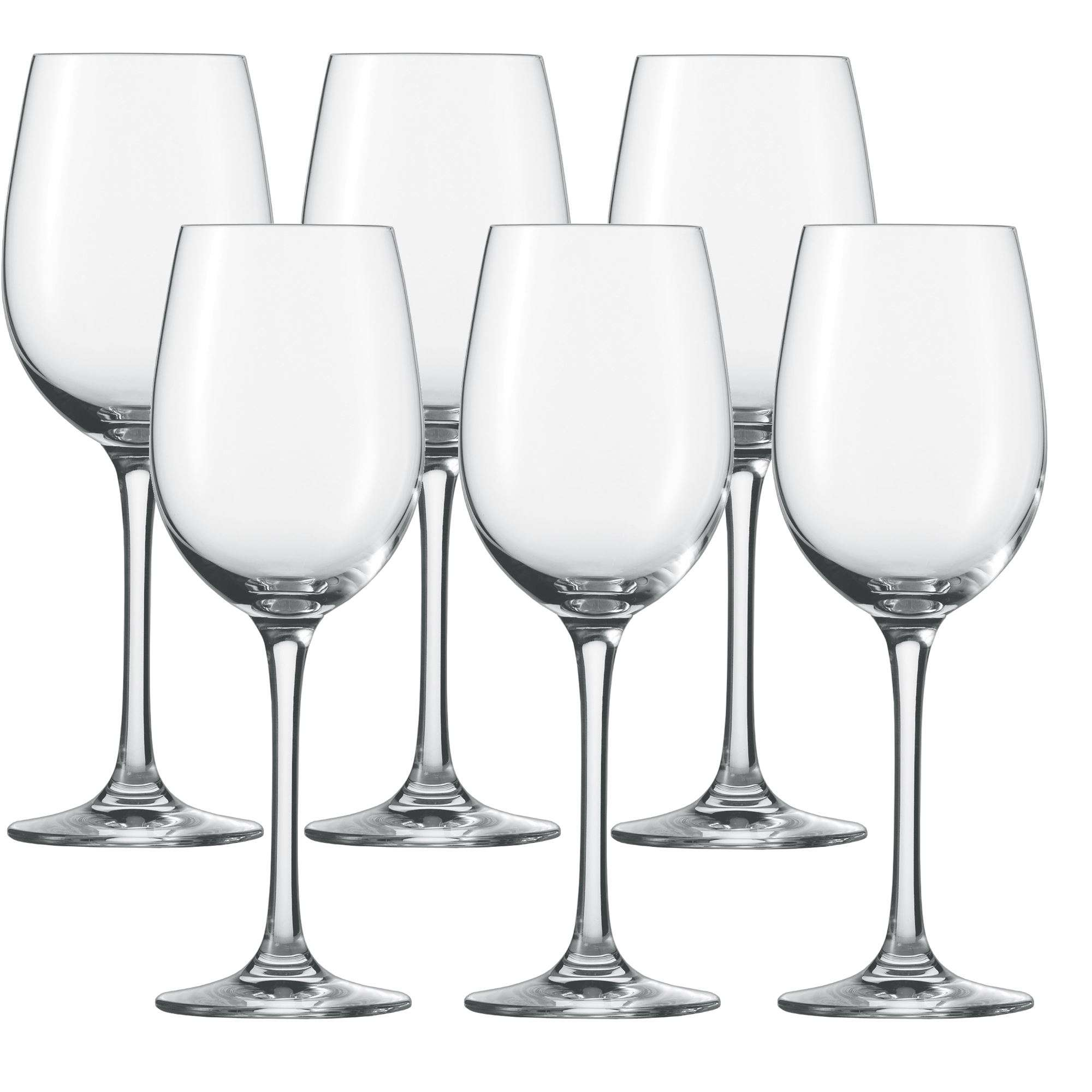 Weinkelch Glas Schott Zwiesel Classico Series Set Of 6 White Wine Glasses 312 Ml