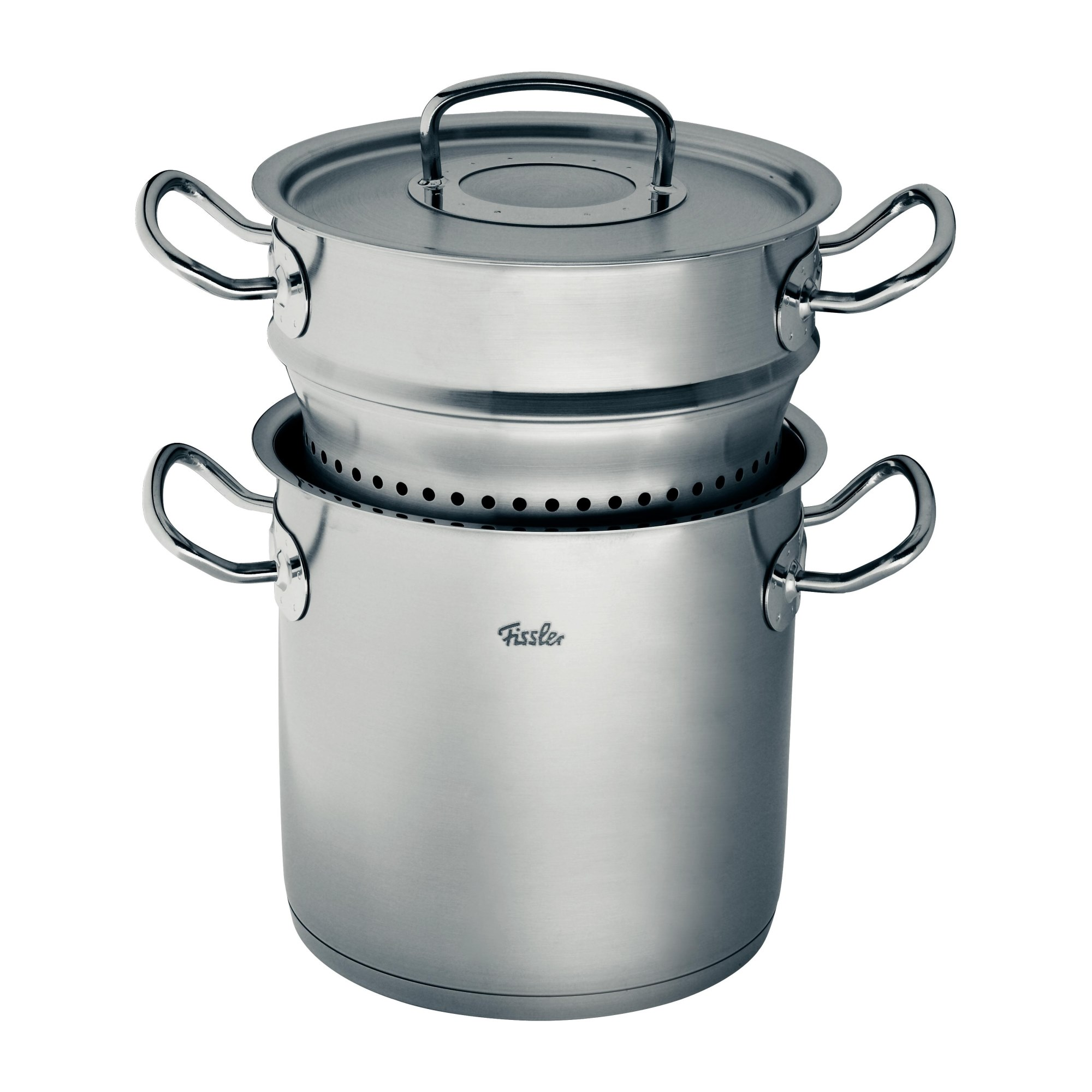 Fissler Original Profi Collection Pasta Pot 20 Cm 6 Litres Cooking Pots Cooking Cooking Baking 1a Neuware Englisch
