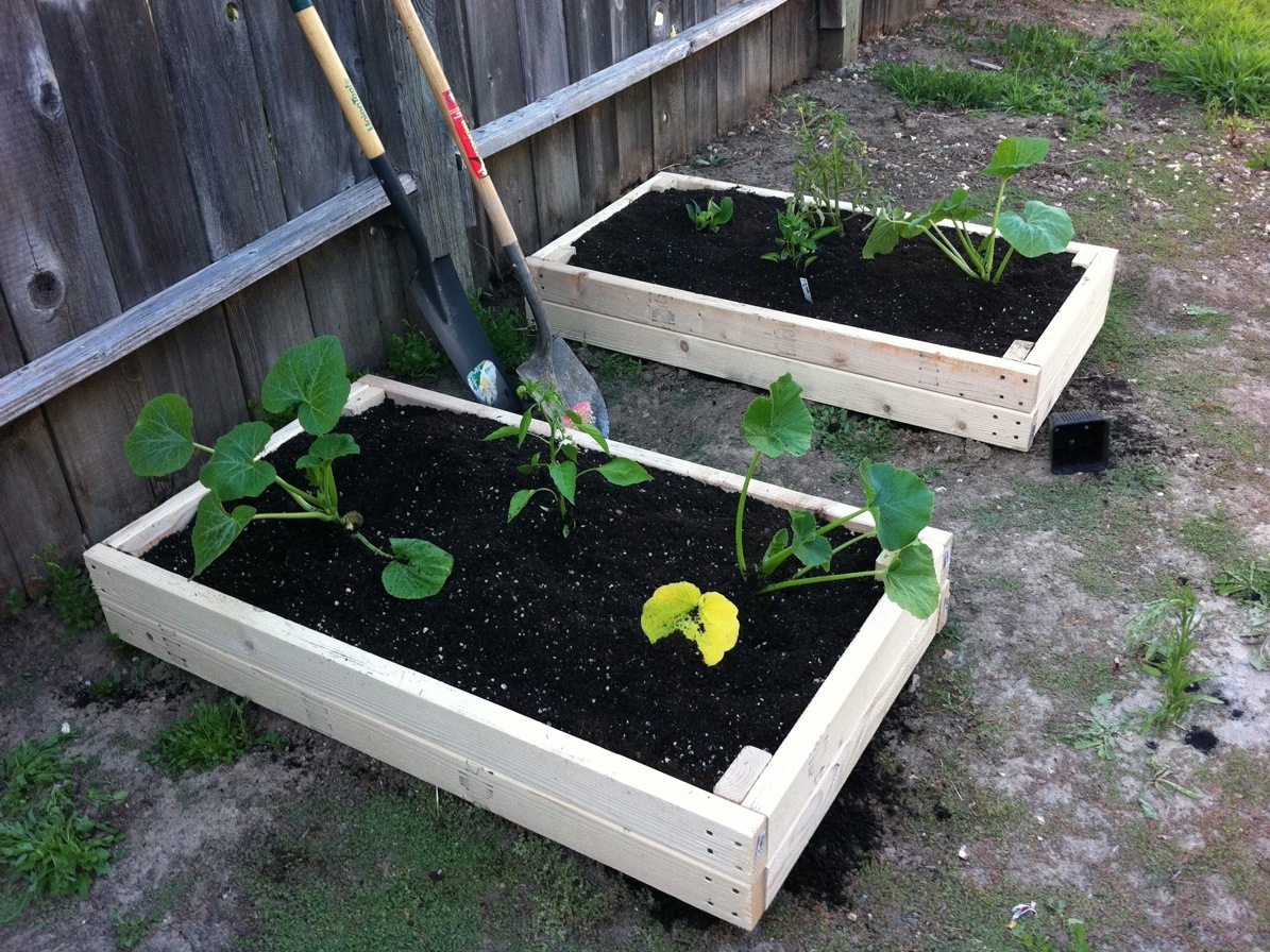 Diy Raised Garden Bed On Legs 2x4 Planter Boxes Make Diy Projects How Tos