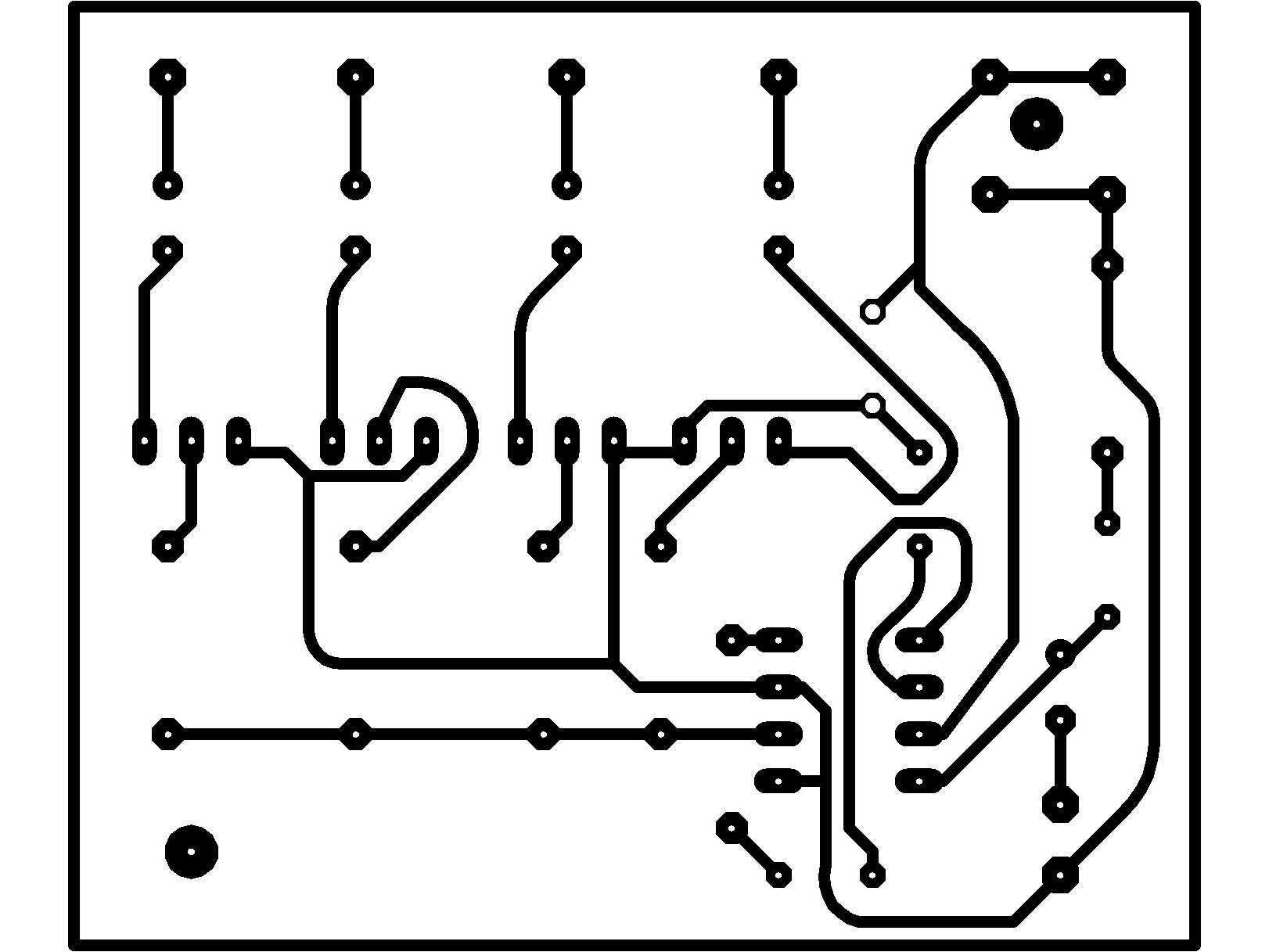 diy etching of printed circuit boards pcb