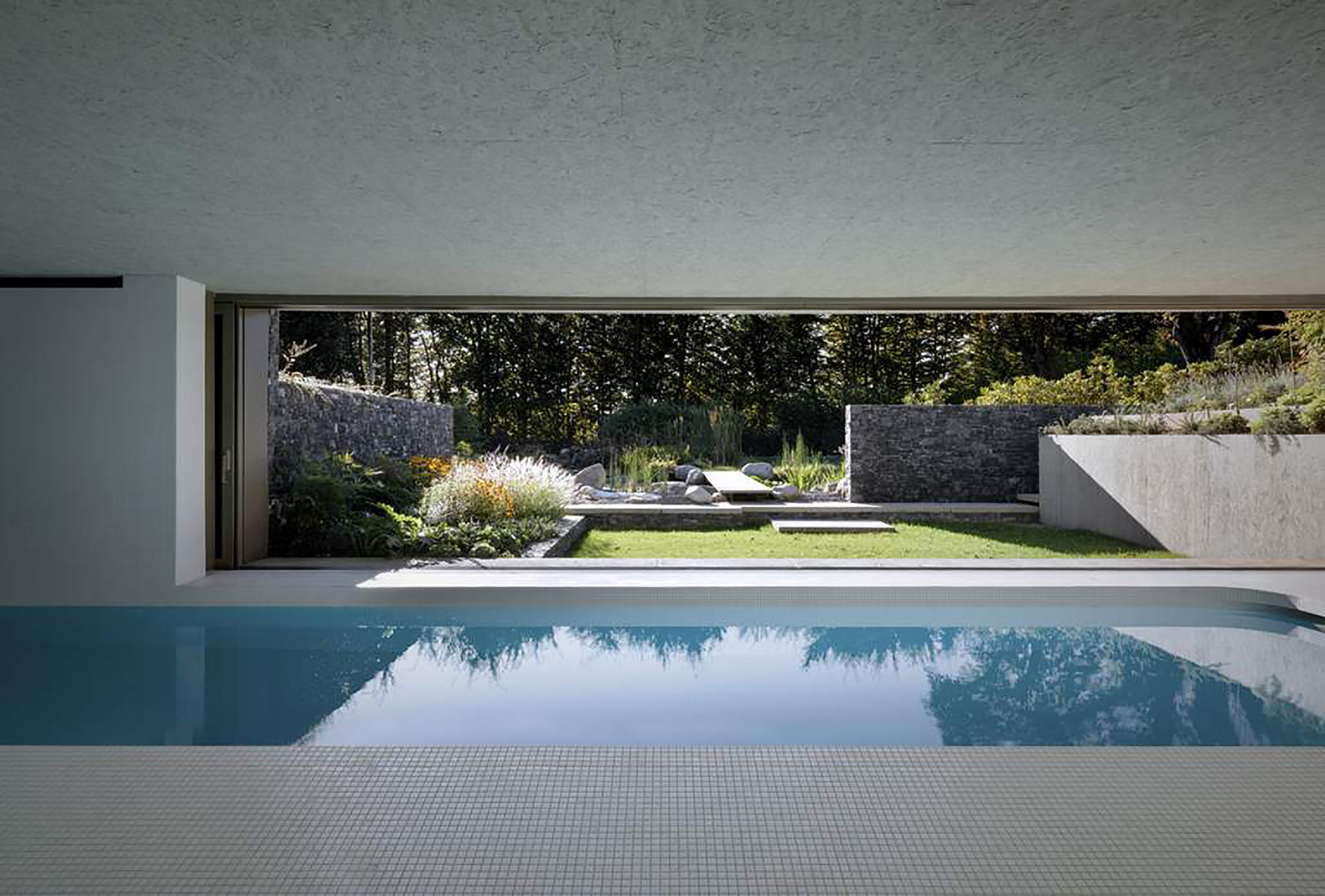 Piscina Design La Piscina Del Roccolo Is A Stunning Luxury Indoor Swimming Pool