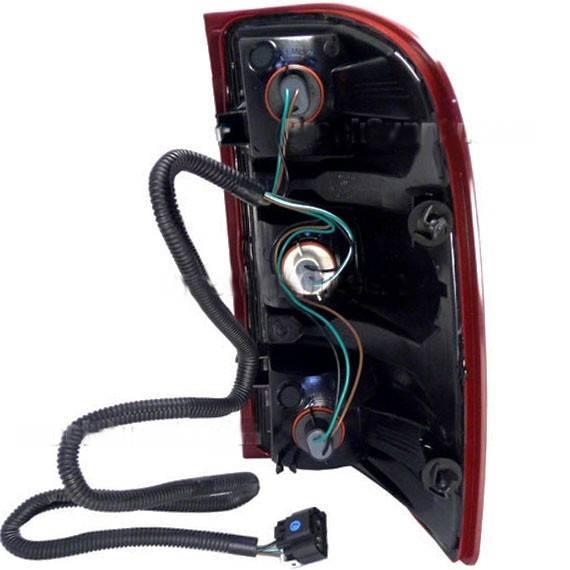gmc tail light wiring harness