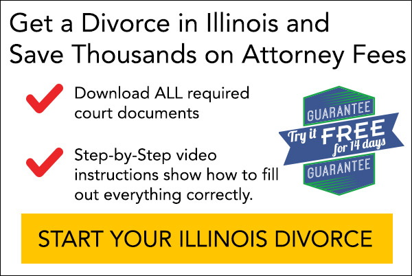 How to File for Divorce in Illinois - Fake Divorce Decree