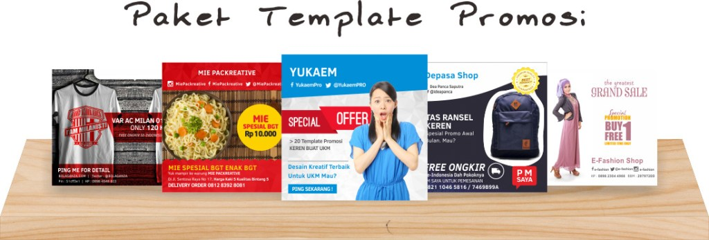 profesional digitall template