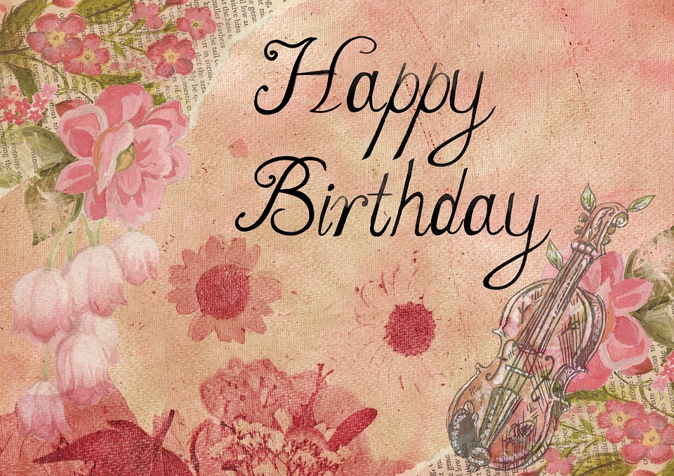 Sweet Cute Wallpapers Of Flowers Best 15 Happy Birthday Cards For Facebook 1birthday