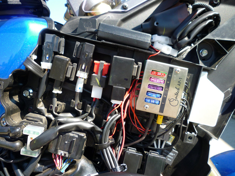 bmw k1200s fuse box home wiring diagrams R 1200