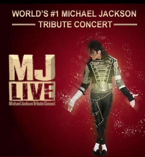 MJ LIVE - Michael Jackson Tribute - Saenger Theatre NewOrleansMe