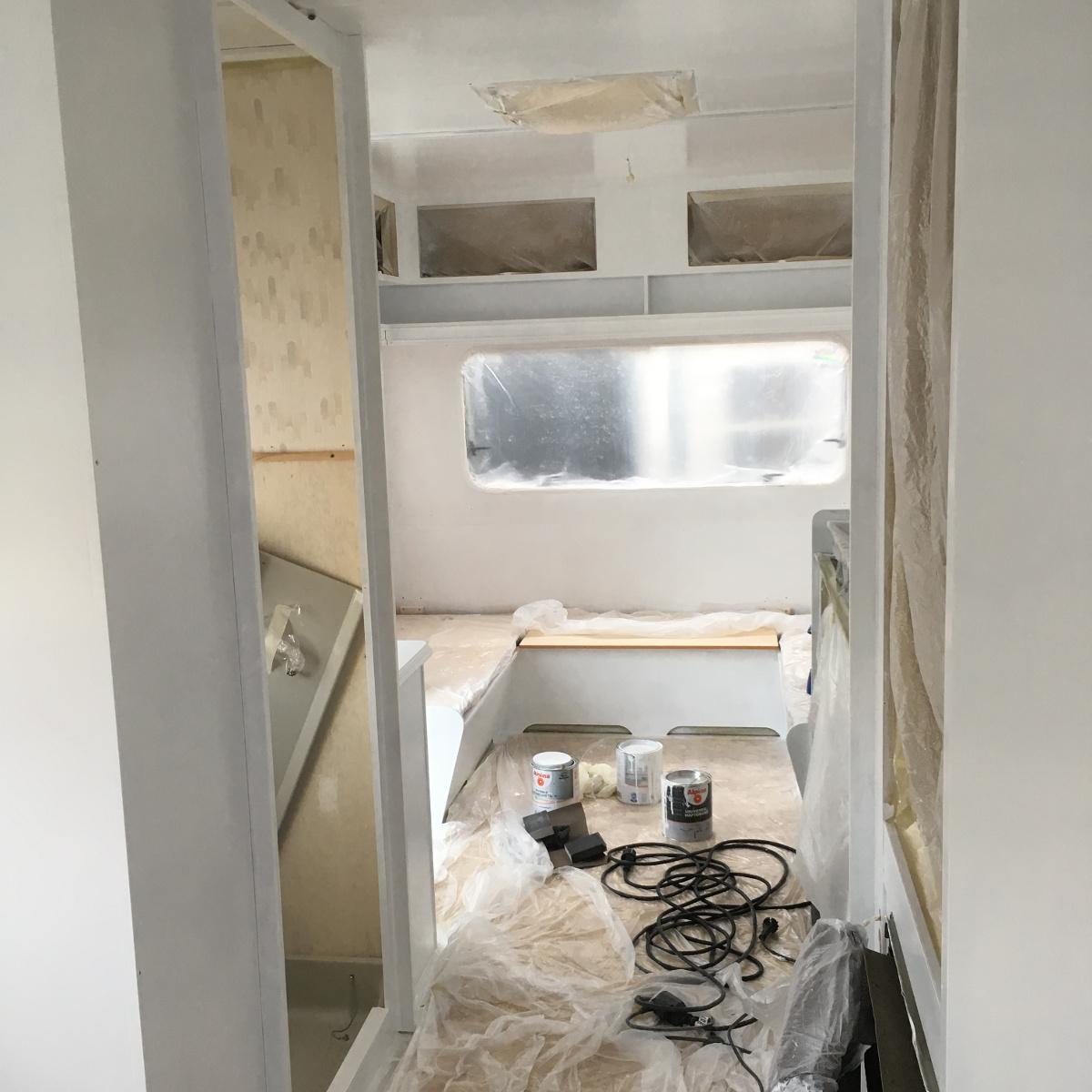 Nasszelle Wohnwagen Renovieren | Pimpmycaravan Hash Tags Deskgram